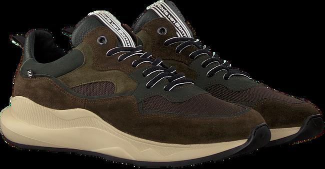 Grüne FLORIS VAN BOMMEL Sneaker low 16269  - large