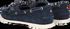 Blaue TOMMY HILFIGER Slipper ESSENTIAL BOAT SHOE WMNS  - small