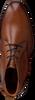 Cognacfarbene VAN LIER Business Schuhe 1959218  - small