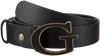 Schwarze GUESS Gürtel KERRIGAN ADJUSTABLE PANT BELT  - small