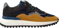 Gelbe FLORIS VAN BOMMEL Sneaker low 16339  - medium