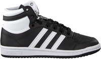 Schwarze ADIDAS Sneaker high TOP TEN J  - medium