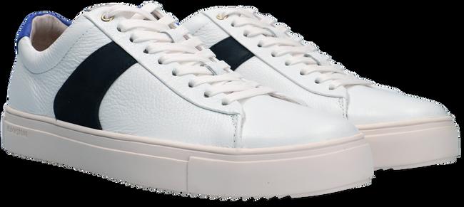 Weiße BLACKSTONE Sneaker low VG09  - large