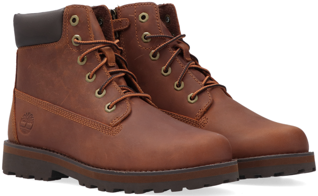 Braune TIMBERLAND Schnürboots COURMA KID TRADITIONAL  - large