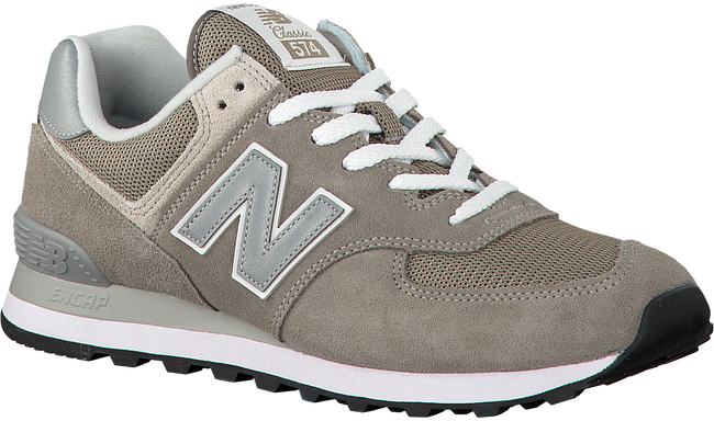 Graue NEW BALANCE Sneaker ML574 MEN - large