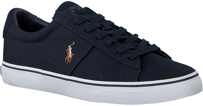Blaue POLO RALPH LAUREN Sneaker SAYER SNEAKERS VULC  - large