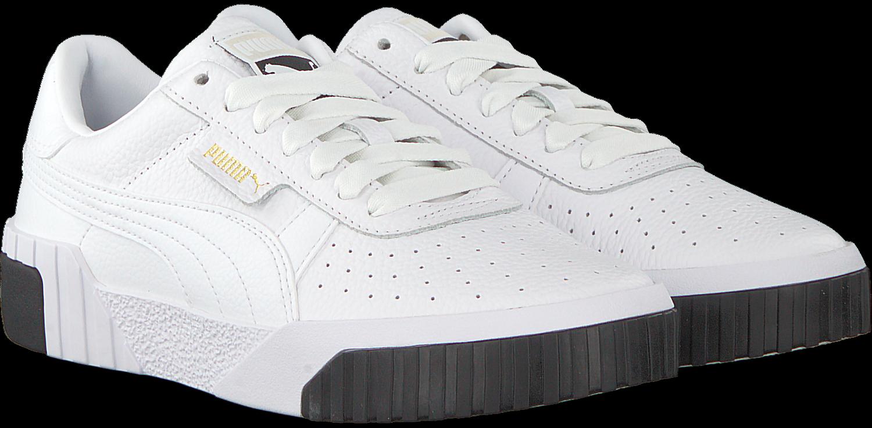 Weiße PUMA Sneaker CALI WN'S - Omoda