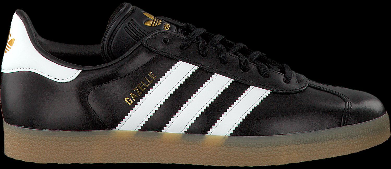 Schwarze Adidas Sneaker GAZELLE HEREN