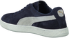 Blaue PUMA Sneaker SUEDE CLASSIC - small