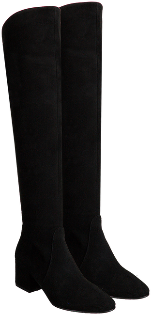 Schwarze NOTRE-V Hohe Stiefel MARTINA1  - large