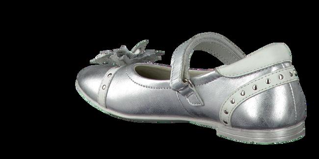 Silberne OMODA Ballerinas K4815 - large