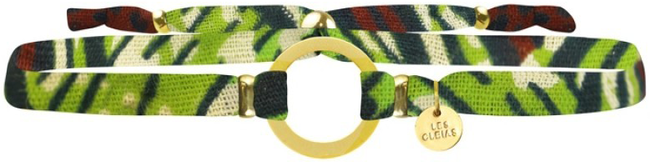 Grüne MY JEWELLERY Armband AFRICA BRACELET - large