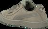 Graue PUMA Sneaker SUEDE HEART SNK PS - small