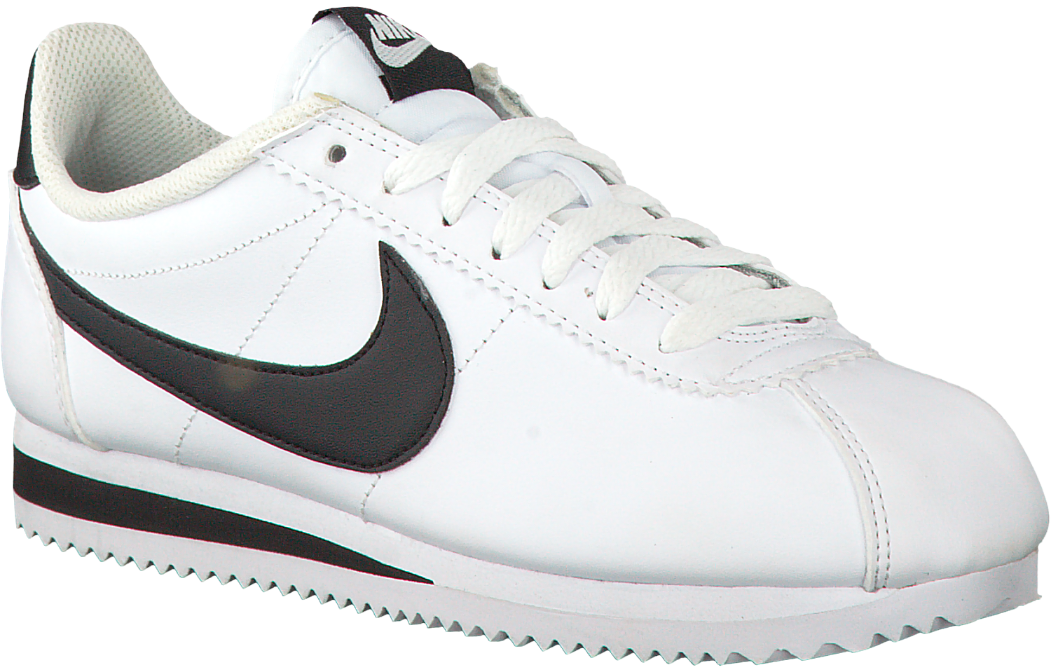 17508b87ce18a0 Weiße NIKE Sneaker CLASSIC CORTEZ LEATHER WMNS. NIKE. -50%. Previous