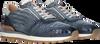 Blaue GIORGIO Sneaker low 87520  - small