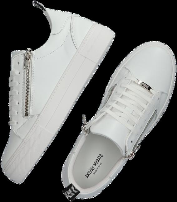 Weiße ANTONY MORATO Sneaker low MMFW01370  - large