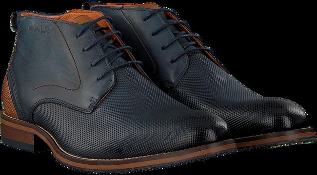 Blaue VAN LIER Business Schuhe 1959221  - large
