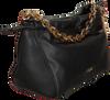 Schwarze LIU JO Shopper AVVENENTE BASKET BAG  - small