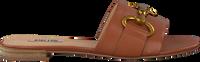 Cognacfarbene BIBI LOU Pantolette 520Z10VK-V20  - medium