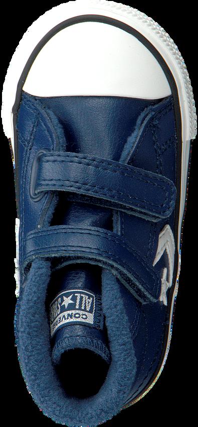 Blaue CONVERSE Sneaker STAR PLAYER 2V MID - larger