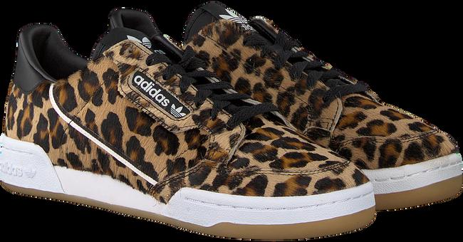 Schwarze ADIDAS Sneaker CONTINENTAL 80 W  - large