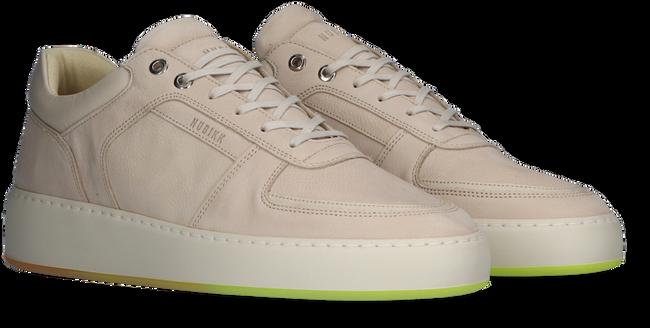 Beige NUBIKK Sneaker low JIRO LIMO  - large