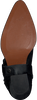 Schwarze TORAL Stiefeletten 12521  - small