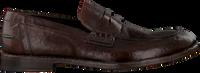 Braune MAZZELTOV Loafer 9611  - medium