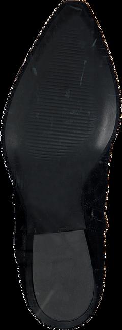 Schwarze ROBERTO D'ANGELO Cowboystiefel CX03 - large
