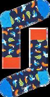 Blaue HAPPY SOCKS Socken BANANA BIRD  - medium