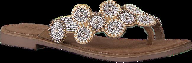 Weiße LAZAMANI Pantolette 75.645  - large