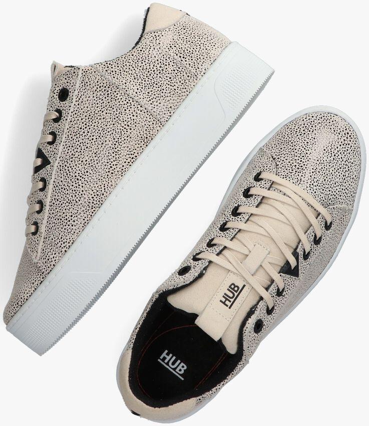 Beige HUB Sneaker HOOK -W XL  - larger