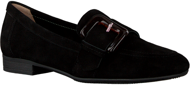 Schwarze NOTRE-V Loafer 45347  - large