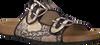 Beige TORAL Pantolette 11016  - small