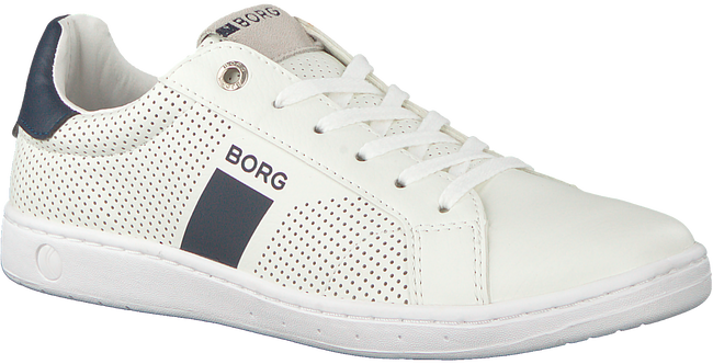 Weiße BJORN BORG Sneaker T307 LOW PRF T  - large