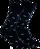 Schwarze MARCMARCS Socken RED PARIS  - small