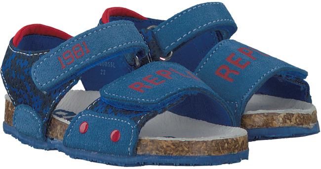 Blaue REPLAY Sandalen TASCOTT - large