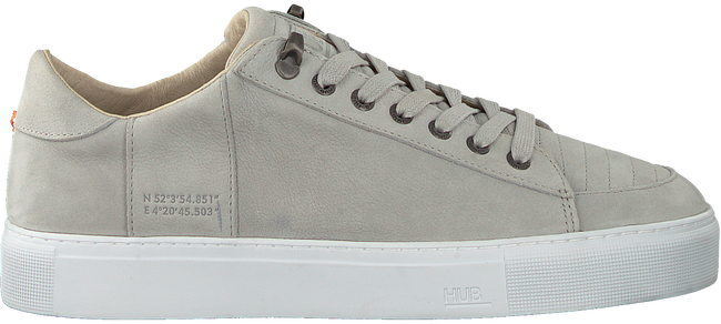 Graue HUB Sneaker low TOURNAMENT-M  - large