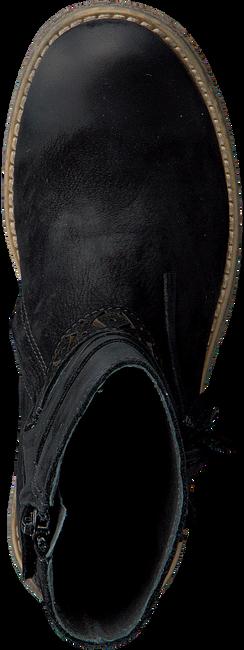 Schwarze GIGA Langschaftstiefel 8694 - large