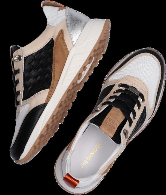 Schwarze PIEDI NUDI Sneaker 2507-03  - large