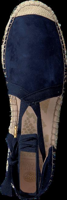 Blaue FRED DE LA BRETONIERE Espadrilles 152010145  - large