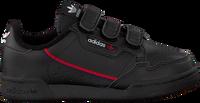 Schwarze ADIDAS Sneaker low CONTINENTAL 80 CF C  - medium