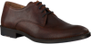 Cognacfarbene MCGREGOR Business Schuhe NAPOLI - small