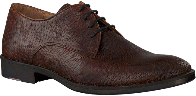 Cognacfarbene MCGREGOR Business Schuhe NAPOLI - large