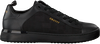 Schwarze CRUYFF CLASSICS Sneaker low PATIO LUX  - small