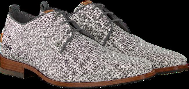 Graue REHAB Business Schuhe GREG CLOVER  - large