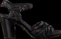 Schwarze LOLA CRUZ Sandalen 131Z10BK  - medium
