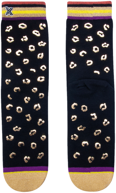 Mehrfarbige/Bunte XPOOOS Socken SHIRLEY  - large