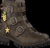 Grüne BRAQEEZ Ankle Boots TIRZA TONE - small