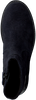 Schwarze APPLES & PEARS Stiefeletten ELGA  - small